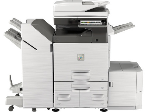 Sharp MX-3570V - Copygrafia s.r.o.